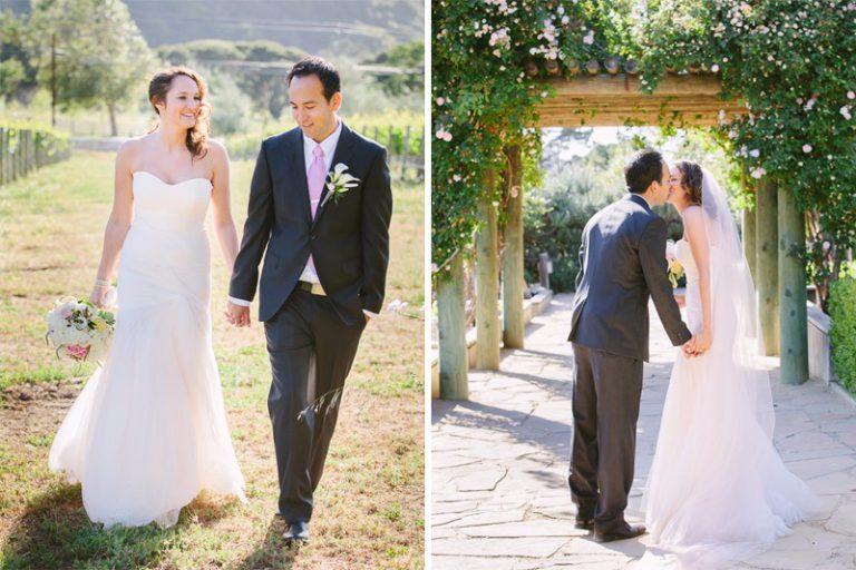 Bernardus Lodge Carmel Valley Wedding