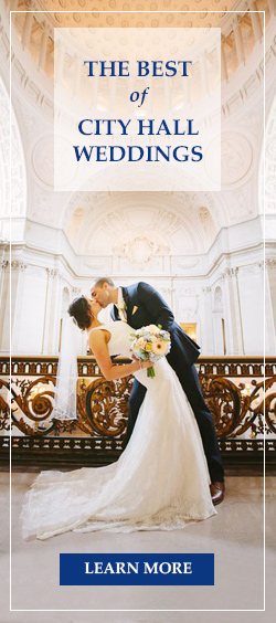 San Francisco City Hall Weddings