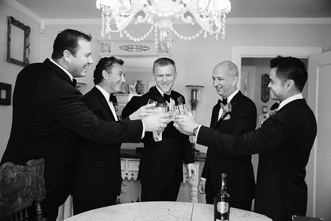 Peninsula Golf and Country Club Burlingame Wedding Photos