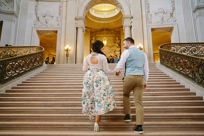 Best San Francisco City Hall wedding photos