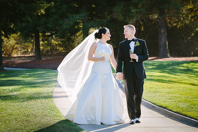 Peninsula Golf and Country Club Wedding