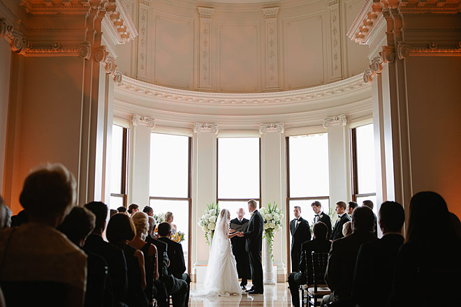 Flood Mansion Wedding Photos