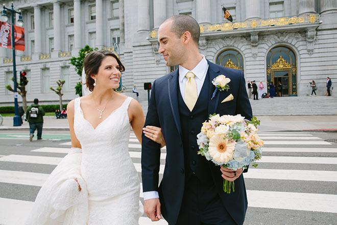 San Francisco City wedding photographer